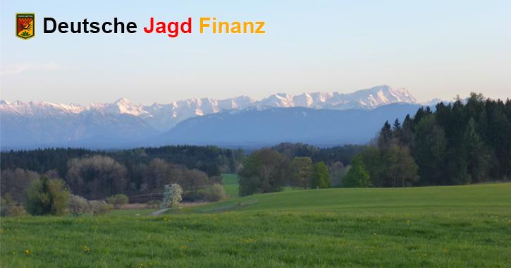 Jagdhaftpflichtversicherung - Deutsche Jagd Finanz - online abschließen